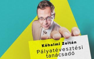 Kőhalmi Zoltán önálló estje Helsinkiben